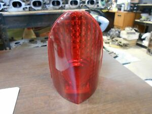 1955 1956 Packard Tail Light Lens 400 Caribbean Nice Original