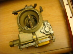 1956 Ford And Truck 223 6 Cylinder Fordomatic 1 Barrel Carburetor Read More