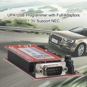 Car Usb Upa Programmer With Function Adaptors Nec 2018 Full With New V1 3 7gch