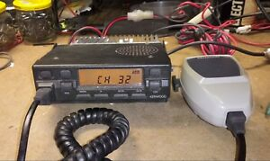 Kenwood Tk 860 Uhf 25 Watt Mobile Radio Free Programming