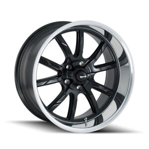 Cpp Ridler 650 Wheels 18x8 20x10 Fits Plymouth Belvedere Fury Gtx