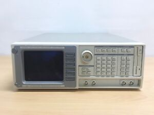 Stanford Research Systems Sr770 Fft Network Analyzer