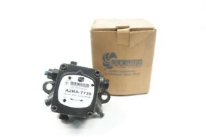 Suntec A2ra 7739 Waste Oil Pump 30 50psi 3450rpm 5 16in