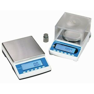 Salter Brecknell Mbs600 Precision Weighing Lab Balance Scale 600g
