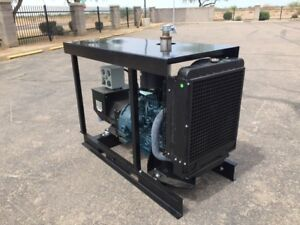 New 30kw Generator Agriculture irrigation Power Unit Ready To Ship