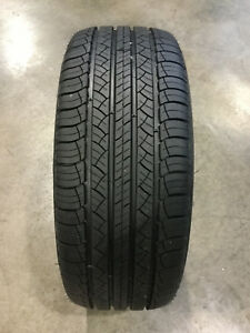 2 New 235 55 17 Michelin Latitude Tour Hp Tires