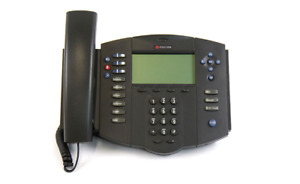Lot Of 5 Fully Refurbished Polycom 2201 11501 001 Soundpoint Ip 501 Sip Phone
