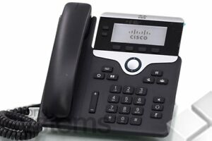 Cisco Cp 7821 Voip Ip Sip Telephone Phone phone System