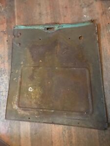 1936 1937 1938 Chevy Pickup Inner Door Panel Left 36 37 38 Original