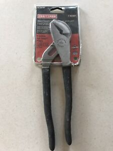 Craftsman 9 1 2 Arc Joint Pliers 45381 Made In Usa