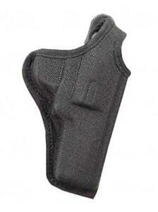 Bianchi 17739 Accumold Holster Rh Fits Medium Frame Revolver Black