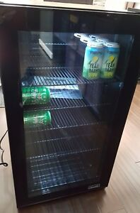 Newair Ab 1200bc 126 can Limited Edition Beer Fridge New Glass Door Refrigerator