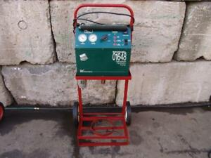 White Industries K white Refrigerant Recovery System Model 01648 Works Fi
