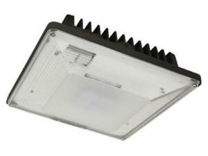 Maxlite Cpl20auc50ms Low Profile Canopy Distribution 20 Watt 5000k Led Garage Li