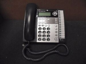 At t 1070 Small Business System 4 line Telephone P n D6xkh03b1080 h613232