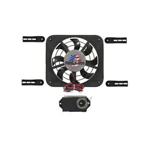 Flex a lite Slim fit 12 Electric Puller Fan With Shroud