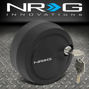 Nrg Innovations Version 2 Free Spin Cover Quick Release Hub Lock W key Srk 201mb