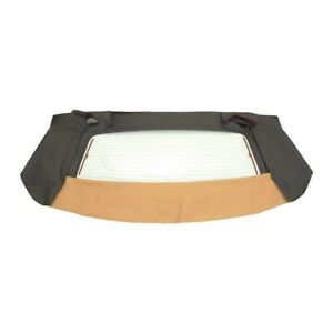 Kee Convertible Top Glass Rear Window Tan 1994 2004 Mustang With Defroster