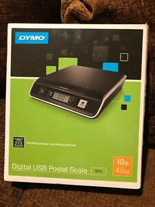 Dymo By Pelouze M10 Digital Usb Postal Scale 10 Lb Electronic Pel1772057 new