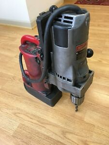3 4 19mm Milwaukee Electromagnetic Mag Drill Model 4202 Yoder 71503