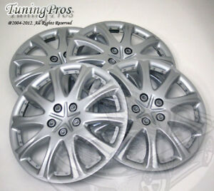 4pcs Wheel Cover Rim Skin Covers 15 Inch Style 503 15 Inches Hubcap Hub Caps