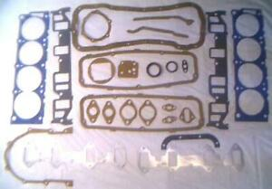 Full Set Gaskets For Ford 390 360 427 428 1958 1959 1960 1961 1962 1963 1976