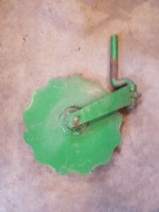 John Deere Plow Coulter Notched Blade 44 55 52 412 415 810 555 F120