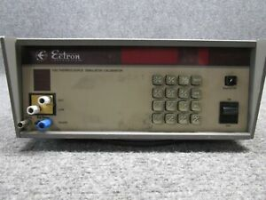Ectron 1120 Thermocouple Simulator calibrator With Ieee 488 Interface tested