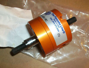 Fabco air Pancake Pnuematic Cylinder D 121 xdrk mr2 New