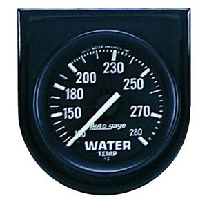 Autometer 2333 Auto Gage Mechanical Water Temperature Gauge