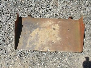 Allis Chalmers Wd Tractor Rear Step