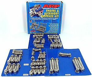 Arp Engine Accessory Fastener Kit 555 9502 Ford 390 428 Stainless 300