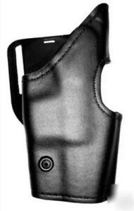 Safariland 295 83 261 Black Nylon look Rh Duty Holster For Glock 26 27