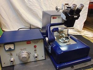 Lkb Bromma 8800 Ultrotome Iii Ultramicrotome Control Unit 8802a S3852