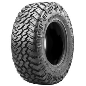 4 New Nitto Trail Grappler M T Lt33x12 5r15 Tires 3312515 33 12 5 15