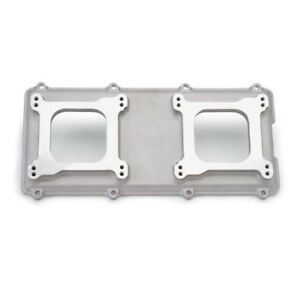 Edelbrock 7078 Victor Ram 2 R Intake Manifold Top Aluminum Bb Chevy