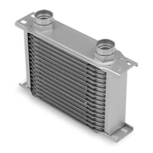 Earls 21600erl 16 Row Oil Cooler Core Gray