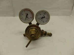 Radnor 350 15 510 06 Acetylene Compressed Gas Regulator Max Inlet 350 Psig C6