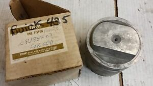 425 Buick Piston And Pin L2195f 030 Over Forged Single Nos