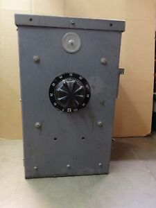 Pacific Power Control Variable Transformer Single Phase A6