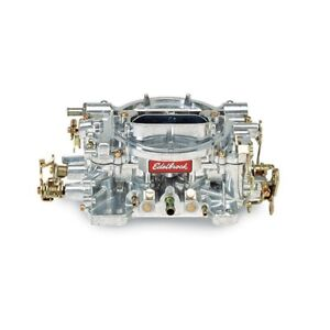 Edelbrock 14055 Performance Enforcer Supercharger Carburetor 600 Cfm