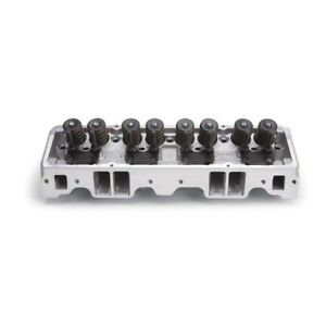 Edelbrock 60895 Performer Rpm Cylinder Head Chevy 302 327 350 400