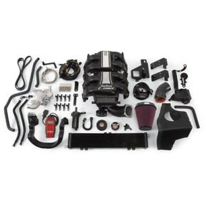 Edelbrock 1581 E force Ford F 150 Supercharger System Kit 5 4l