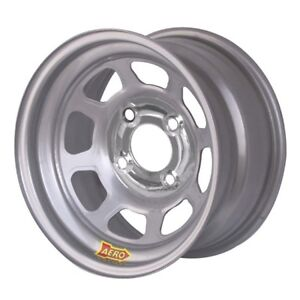 Aero 30 074520 30 Series 13x7 Inch Wheel 4x4 5 Bp 2 Inch Bs
