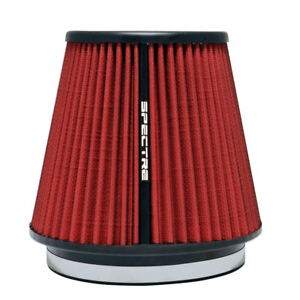 Spectre Hpr9892 Hpr Air Filter Red 7in Tall Tapered Conical