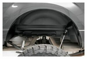 Rough Country Rear Wheel Well Liners 09 16 Super Duty 4509