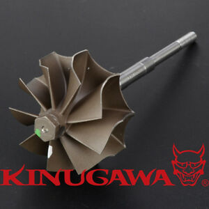 Kinugawa Turbine Wheel Shaft Garrett Gt3076r Gtx3076r Gtx3067r Lighter 9 Blades