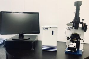 Tt 2 Afm Table Top Atomic Force Microscope