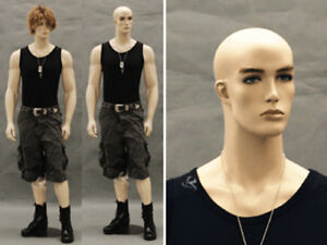 Tan Skin Male Mannequin Dress From Display md ccb32f