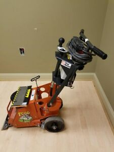 Pro Floor Stripper Fcs 16 To Remove Ceramic Wood And Vinyl Tile From Concrete